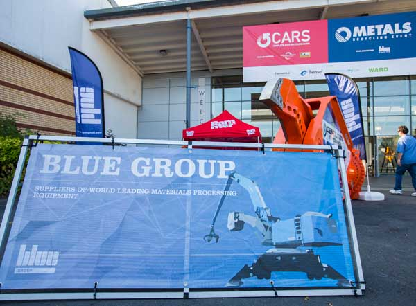 CARS/MRE show offers a great Platform for Blue Group f