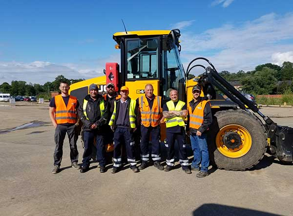 Copart UK's Surge Management Team Supports Severe Flooding in Germany feat