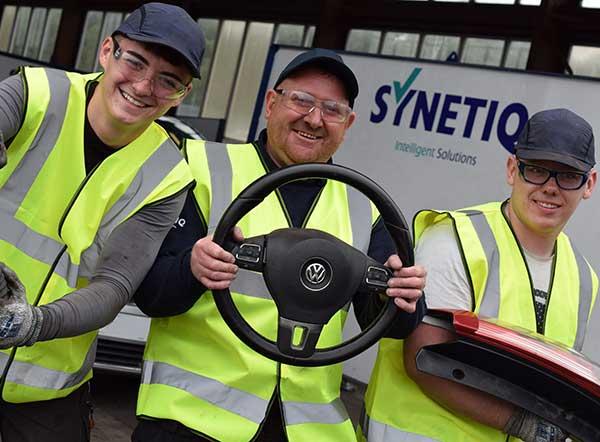 Love working with cars? SYNETIQ begins nationwide recruitment drive f