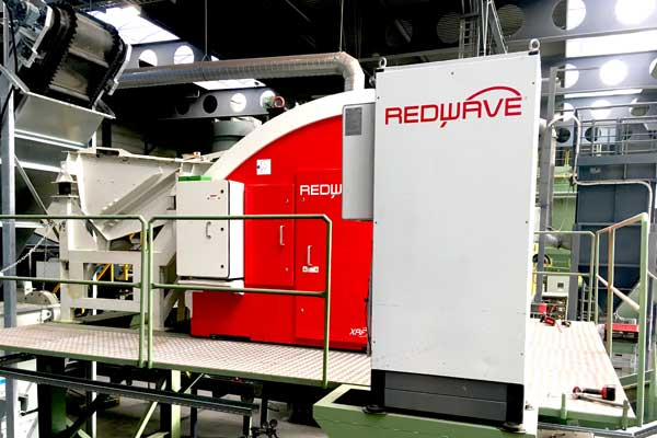 REDWAVE - Best way to separate heavy metals from aluminium p two