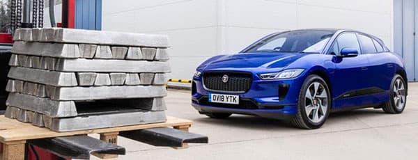 Taking circular economy seriously at Jaguar Land Rover p one
