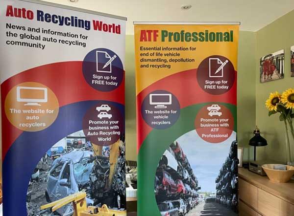 Headline media partner, ATF Professional at CARS 2021 f