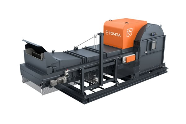 TOMRA Recycling to highlight latest advances in metal recovery at CARS 2021 p two
