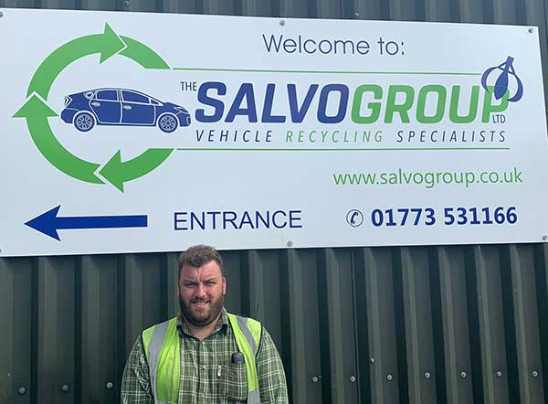 Taking Salvo Group into the 21st Century f