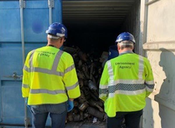 Two held as haul of catalytic converters seized in Lincolnshire f