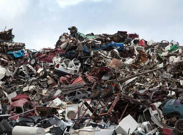 Changes to scrap metal licence applications from April 2022 f