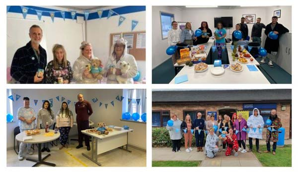 Copart Proudly Puts on Pyjamas for Ben Automotive Charity p three
